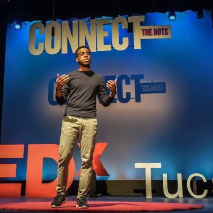 Andres Portella, TEDxTucson
